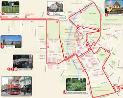 Map Of Oxford England by Cambridge Maps Top Tourist Attractions Free Printable City