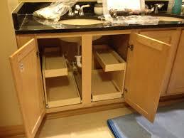 kitchen cabinet sliding shelf hardware monsterlune kitchen cabinet storage inserts shelving hardware home