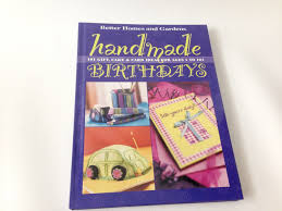 Better Homes And Gardens Decorating Book by Birthday Idea Book Birthday Cards Birthday Cakes Gifts