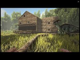 old farm house ark survival evolved amino