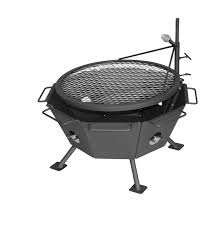 Fire Pit Grille backyard fire pit grill outdoor furniture design and ideas