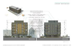 The Design Commission Has Approved A Five Story Residential - Apartment building design plans