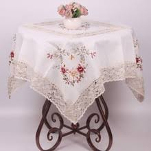 Where To Buy Table Linens - compare prices on embroidery table cloth online shopping buy low