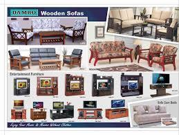 Furniture Price List In Bangalore Damro Furniture U0027s Revenue Showrooms Contact Details