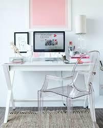 bureau plexi pourquoi choisir la chaise design transparente