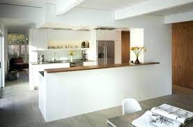 salon avec cuisine ouverte bar de separation cuisine ouverte cuisine semi ouverte sur salon
