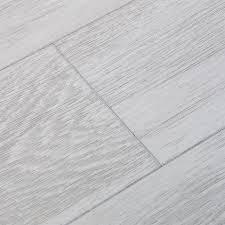 Laminate Flooring With Cork Backing Shop Cali Bamboo 7 In Silverwood Cork Engineered Hardwood Flooring