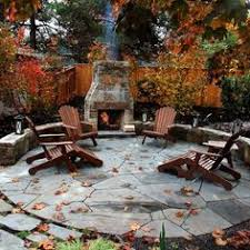 Backyard Fireplaces Ideas Outdoor Fireplace Dream Casa Pinterest Garden Outdoor