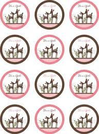deere cake toppers deer baby shower printables free cupcake toppers