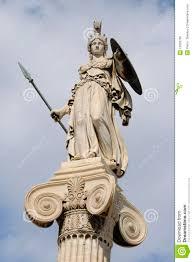 goddess athena royalty free stock image image 12609706