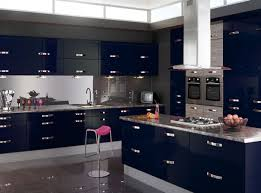 Kitchen Set Design by Kitchen Modern Cottage Blue Kitchen Cabinets And Decorations