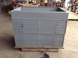 blueprint flat file cabinet safco 53 5x39 steel 10 drawer 2 section blueprint flat file cabinet