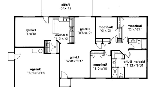 4 bedroom ranch style house plans 4 bedroom ranch floor plans luxamcc org