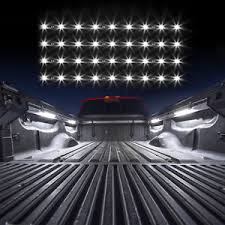 Truck Bed Lighting White 4pc Truck Bed Lighting Kit With 15 Min Automatic Off Timer