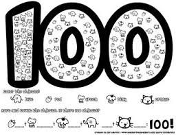 100th day math worksheet by mrs ahrens teachers pay teachers
