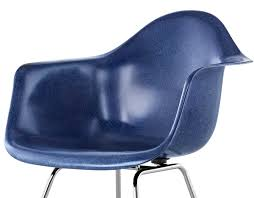 eames molded fiberglass armchair with 4 leg base hivemodern com