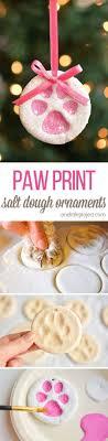 die besten 25 pet paw print ornament ideen auf