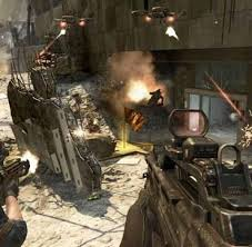 Black Ops Capture The Flag Actionspiel