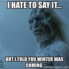 White Walker Meme - white walker meme generator