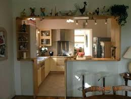 image de cuisine ouverte modale de cuisine ouverte cuisine americaine avec ilot modele
