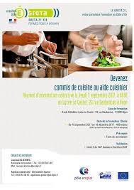 aide cuisine collectivité greta 21 on devenez commis de cuisine ou aide cuisinier