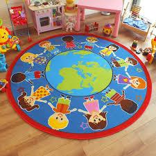 Cheap Childrens Rugs 100 Educational Rugs Amazon Com Ecr4kids Tick Tock Clock