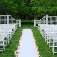 Aisle Runners For Weddings Wedding Traditions The Aisle Runner Majesticgardens Com