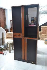 Cermin Rp lemari 2 pintu variasi cermin rp 850 000 dm mebel jogja pusatnya