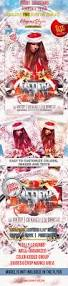 merry christmas u2013 free club and party flyer psd template u2013 by