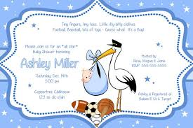 baby shower invites for boys theruntime