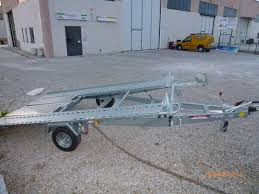 cerco carrello porta auto usato rimorchio carrello trasporto auto 1500 kg a castagneto carducci