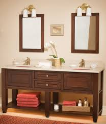 Bathroom Vanities With Two Sinks by Bathroom Design The Double Sink Debate Dura Supreme Cabinetry