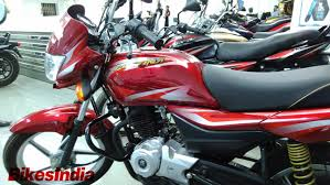 platina new model bajaj platina comfortec spotted at showroom bi report