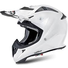 youth xs motocross helmet 2018 airoh aviator junior youth motocross helmet gloss white