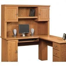 sauder orchard computer desk with hutch carolina oak corner computer desk foter
