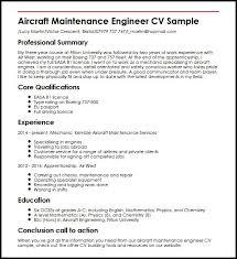 Field Service Engineer Resume Sample by Aircraft Maintenance Engineer Cv Sample Myperfectcv