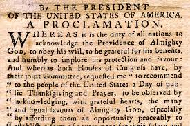 the revolutionary war generation and thanksgiving journal of the