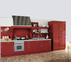 Kitchen Cabinet Latest Red Kitchen Enchanting Ideas For Red Kitchen Cabinets Design Home Furniture
