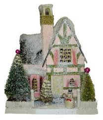 680 best glitter houses villages images on