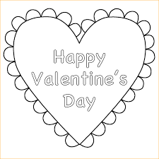 dazzling design valentine hearts coloring pages valentines day