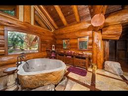 log home bathroom ideas gorgeous log home bathroom ideas