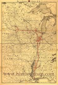 Geneva Illinois Map by Illinois Maps