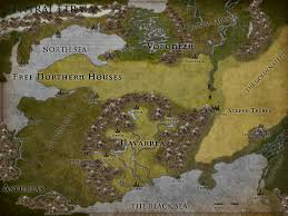 Dnd World Map by Second Pass At My Dnd 5e Campaign Map Central Etraia Made With