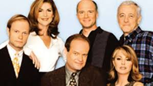 Seeking Episode 8 Frasier What Time Is It On Tv Episode 8 Series 5 Cast List And