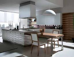 modern kitchen design trends unusual kitchen islands modern