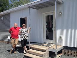 High Efficiency Homes by Replacing Mobile Homes In Vermont Saving Fuel Saving Money