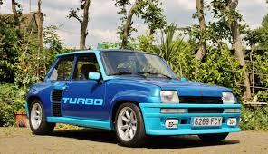 renault hatchback from the 1980s 1981 renault 5 turbo classiccarweekly net