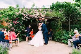 rosie u0026 stace walled garden cowdray wedding photographer