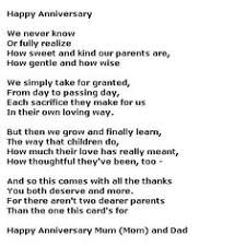 i this poem i want to read it for my parents on their 25th