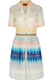 designers sale shop on sale missoni belted crochet knit dress browse other